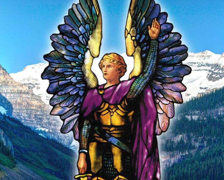 Archangel-Michael-Banff