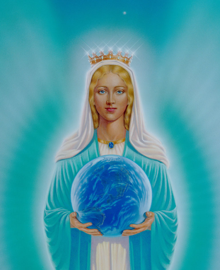 Mother-Mary-with-Globe